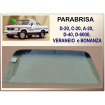 Parabrisa Diant D-20 85 À 96 C-20 D-6000 Veraneio D40 Verde