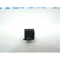 Conector Botao Vidro Eletrico Traseiro Vectra 2006 /...