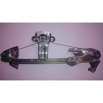 Maquina De Vidro Manual Celta Prisma Traseira Esq. 94721739