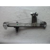 Máquina Elevador Vidro Manual Mecânic Peugeot 206 207 4p De