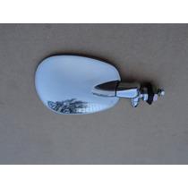 Retrovisor Fusca Espelho Novo Raquetinha Direito Aço Inox
