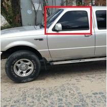 Vidro Porta Dianteira Esquerda Ranger 1997 A 2004