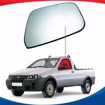 Vidro Porta Dianteiro Esquerdo Fiat Strada 98/16 2 Portas