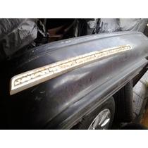 Impala 62 Friso Externo Do Vidro Traseiro Acabamento