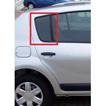 Vidro Porta Traseira Direita Renault Sandero - Pequeno