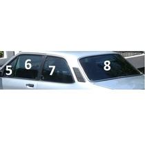 Vidro (8) Traseiro Vigia Com Dezembaçador Chevette 83 A 93