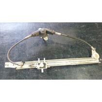 Maquina Vidro Manual Traseiro Lado Esquerdo Palio 4p 98