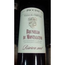 Vinho Brunello Di Montalcino Piccini - Riserva 2008
