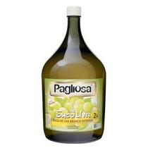 Suco De Uva Branco Integral Pagliosa 2l- Caixa 4un