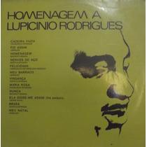 Lp Vinil - Homenagem A Lupicino Rodrigues