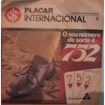 Sport Clube Internacional - Compacto - 1976