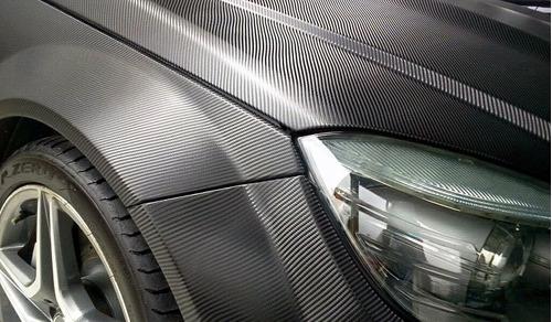 Adesivos De Joaninha Para Lembrancinhas ~ Vinil Adesivo Automotivo Fibra De Carbono Preto Larg 1,22m R$ 46,00 no MercadoLivre