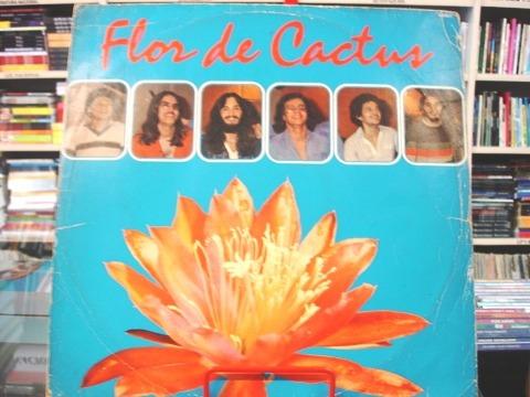 Vinil / Lp - Flor De Cactus - 1980 - In Technicolor
