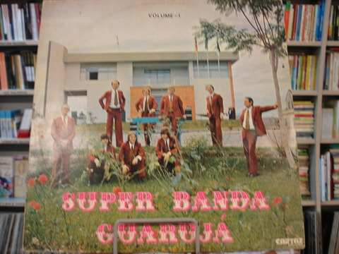Vinil / Lp - Super Banda Guarujá - Volume 1 - 1982