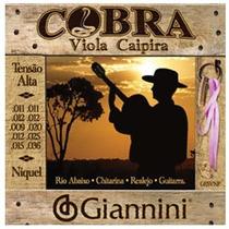 Encord. Giannini P Viola Caipira Serie Cobra Gesvnp Pesado