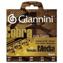 Encord Giannini P Viola Caipira Serie Cobra Gesvm - Média