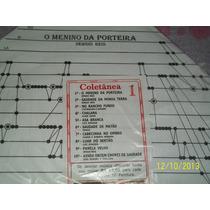 Coletânea Nº 1 Com 10 Partituras Para Cítaras Mini Harpa