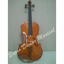 Viola De Arco 42cm Mavis Espaleira Com Regulagem