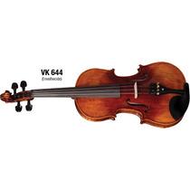 Violino Profissional Modelo Stradivarius Eagle Vk 644