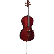 Violoncello Eagle Ce200 4/4 Tampo Maciço C/ Capa 828