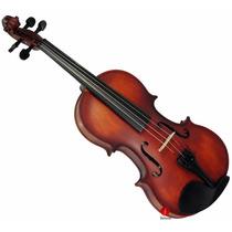 Violino Completo Intermediário 4/4 Augustini Prime