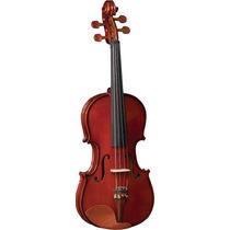 Frete Grátis - Eagle Ve421 Violino 1/2 Com Case Arco E Breu
