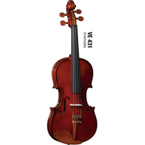Violino Eagle Ve 431 3/4 Com Estojo Case Arco Breu