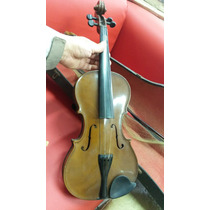 Violino Antigo Stradivarius Copia Com Estojo