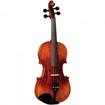 Violino Eagle Vk-644 Nt Profissional Estojo Arco - Refinado