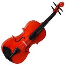 Violino Giannini Giv 4/4 C/ Estojo Térmico