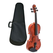 Kit Violino Giannini Sv Star 1/2 Com Estojo Térmico E Breu