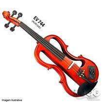 Violino Profissional Eletrico Lançamento 4/4 Eagle