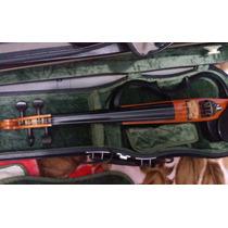 Violino Yamaha Eletrico Sv 100 Profissional Impecavel 4/4