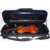 Violino Profissional Alemão Höfner As-280 Evah Pirazzi Ouro