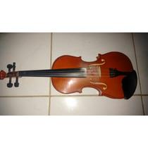 Violino Vogga P/iniciantes Semi-novo Ótimo Estado
