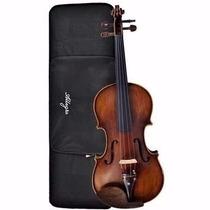 Violino Tagima 4/4 T 2500 Profissional Com Case Frete Gratis