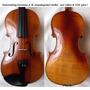 Lindo Violino Guadagnini - Alemão Com Etiqueta (video)trocas