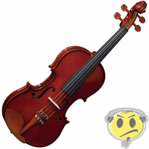 Violino Eagle 1/2 Ve421 Profissional + Estojo + Arco + Breu