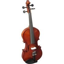 Ritmus Alan Al-1410 3/4 Violino Clássico 3/4 Micro Afinação
