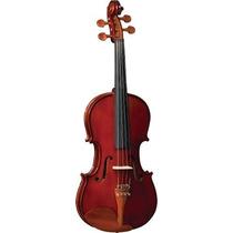 Ritmus ! Eagle Ve441 : Violino 4/4 Tampo Em Abeto Completo