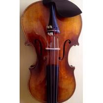 Violino Antigo Alemão Modelo Stradivarius Aprox. 90 Anos