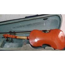 Violino Antigo Ajustado Por Luthier