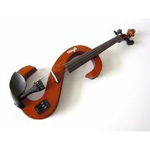 Violino Stagg Evn 4/4 Vbr Elétrico C/ Case Em Maple 6699