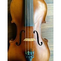 Violino Antigo Alemão Cópia Stradivarius 90 Anos