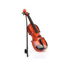 Violino Infantil Mini Musical Para Crianças Acima De 5