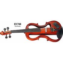 Violino Eagle Eletrico Evk 744 4/4 (17227)