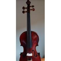 Violino Antigo - Violino De Luthier, Ótima Sonoridade!