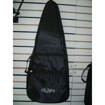 Capa Bag Para Violão Folk 12 Cordas Acolchoada.