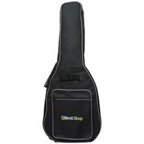 Bag Rockbag Ch200 Para Violão Giannini Tagima Gibson