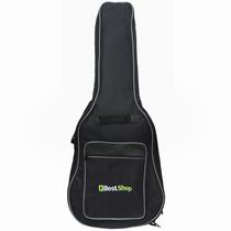 Bag Rockbag Ch200 Para Violão Folk Gibson Giannini Tagima